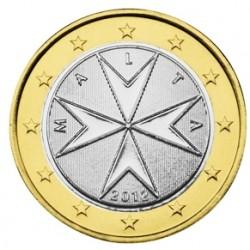 1 EURO MALTE 2012 BU 50.000 EX.