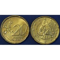 20 CENT SAN MARIN 2003 FDC 210.000 EX.