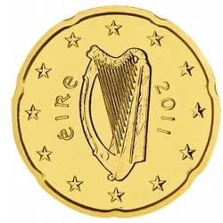 20 CENT Irlande 2011 UNC 1.140.000 EX.