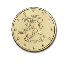 10 CENT Finlande 2002 UNC 1.499.000 EX.