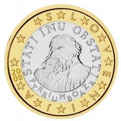 1 EURO SLOVENIE 2008 UNC 148.000 EX.