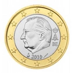 1 EURO Belgique 2010 UNC 42.000 EX.