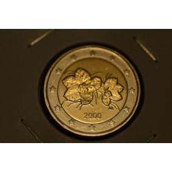 2 EURO Finlande 2000 UNC 8.680.000 EX.
