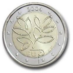 Finlande 2 Euro commémorative 2004 Elargissement de l'Union européenne  1.000.000 EX.