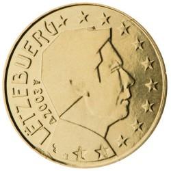 10 CENT Luxembourg 2003 BU 1.600.000 EX.