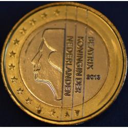1 EURO PAYS-BAS 2013 UNC 100.000 EX.