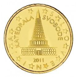 10 CENT SLOVENIE 2011 BU 15.000 EX.