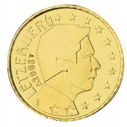 50 CENT Luxembourg 2003 BU 2.600.000 EX.
