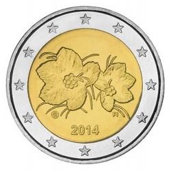 2 EURO FINLANDE 2014 BU 200.000 EX.