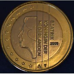 1 EURO PAYS-BAS 2005 UNC 200.000 EX.