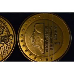 1 EURO PAYS-BAS 2012 UNC 200.000 EX.