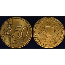 50 CENT PAYS-BAS 2013 UNC 200.000 EX.