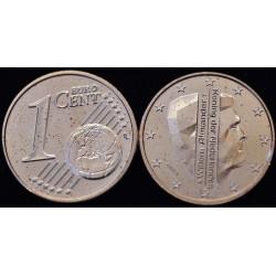 1 CENT PAYS-BAS 2014 UNC 530.000 EX.