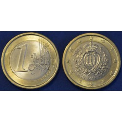 1 EURO SAN MARIN 2003 BU 70.000 EX.