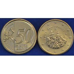 50 CENT SAN MARIN 2004 BU 70.000 EX.