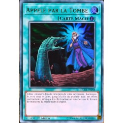 carte YU-GI-OH DUDE-FR044 Appelé par la Tombe NEUF FR