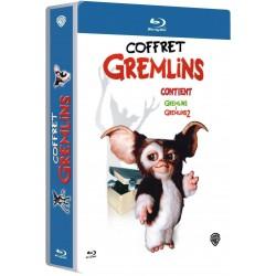 Gremlins + Gremlins 2 : La nouvelle génération [Blu-ray]