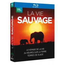 Coffret La vie sauvage - Blu-ray