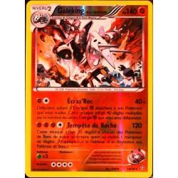 carte Pokémon 14/34 Galeking Team Magma 140 PV - REVERSE Double Danger NEUF FR