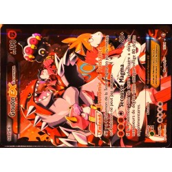 carte Pokémon 15/34 Groudon Ex Team Magma 190 PV Double Danger NEUF FR