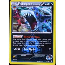 carte Pokémon 21/34 Sharpedo Team Aqua 90 PV Double Danger NEUF FR