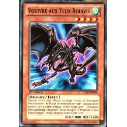 carte YU-GI-OH LCJW-FR049 Vouivre Aux Yeux Rouges NEUF FR