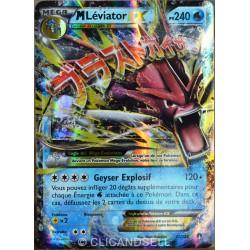 carte Pokémon 27/122 Méga Léviator Ex 240 PV XY - Rupture Turbo NEUF FR