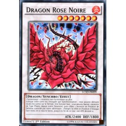 carte YU-GI-OH LC5D-FR099 Dragon Rose Noire NEUF FR
