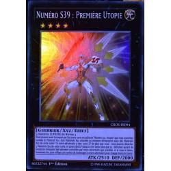 carte YU-GI-OH CROS-FR094 Numéro S39 : Premère Utopie NEUF FR