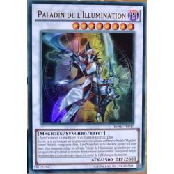 carte YU-GI-OH BOSH-FR047 Paladin De L'illumination NEUF FR