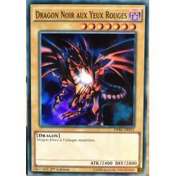 carte YU-GI-OH DPBC-FR021 Dragon Noir Aux Yeux Rouges NEUF FR
