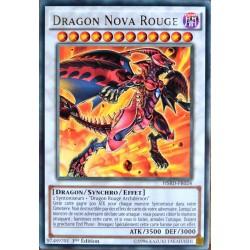 carte YU-GI-OH HSRD-FR024 Dragon Nova Rouge NEUF FR