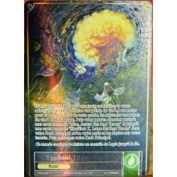 carte Force Of Will TMS-068-FU Yggdrasil, l'Arbre Monde NEUF FR