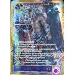 carte Force Of Will TMS-075-FU Lucifer, Destructeur Angélique Déchu NEUF FR