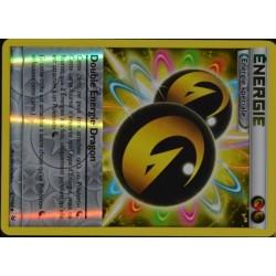 carte Pokémon 97/108 Double Énergie Dragon REVERSE XY 6 Ciel Rugissant NEUF FR