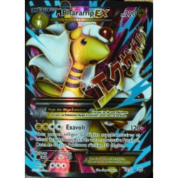 carte Pokémon 88/98 Mega Pharamp Ex 220 PV - ULTRA RARE - FULL ART XY07 NEUF FR