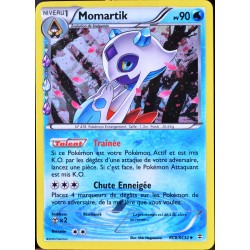 carte Pokémon RC8 Momartik 90 PV Rayonnement NEUF FR