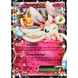 carte Pokémon RC21 Nymphali-EX 170 PV - ULTRA RARE Rayonnement NEUF FR