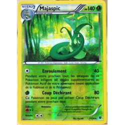 carte Pokémon 7/124 Majaspic 140 PV - REVERSE XY - Impact des Destins NEUF FR