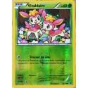 carte Pokémon 8/124 Vivaldaim 60 PV - REVERSE XY - Impact des Destins NEUF FR