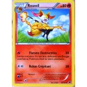 carte Pokémon 12/124 Roussil 80 PV XY - Impact des Destins NEUF FR