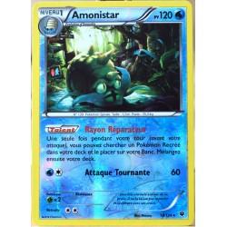 carte Pokémon 18/124 Amonistar 120 PV - REVERSE XY - Impact des Destins NEUF FR