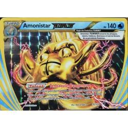 carte Pokémon 19/124 Amonistar Turbo 140 PV XY - Impact des Destins NEUF FR
