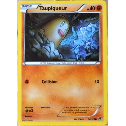 carte Pokémon 36/124 Taupiqueur 40 PV XY - Impact des Destins NEUF FR
