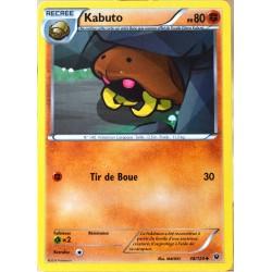 carte Pokémon 38/124 Kabuto 80 PV XY - Impact des Destins NEUF FR