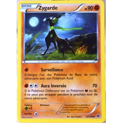 carte Pokémon 52/124 Zygarde 90 PV XY - Impact des Destins NEUF FR