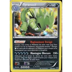 carte Pokémon 56/124 Tyranocif 160 PV - HOLO XY - Impact des Destins NEUF FR
