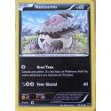 carte Pokémon 57/124 Vostourno 60 PV XY - Impact des Destins NEUF FR