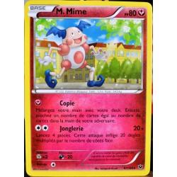 carte Pokémon 67/124 M. Mime 80 PV XY - Impact des Destins NEUF FR