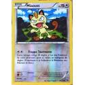 carte Pokémon 74/124 Miaouss 70 PV - REVERSE XY - Impact des Destins NEUF FR